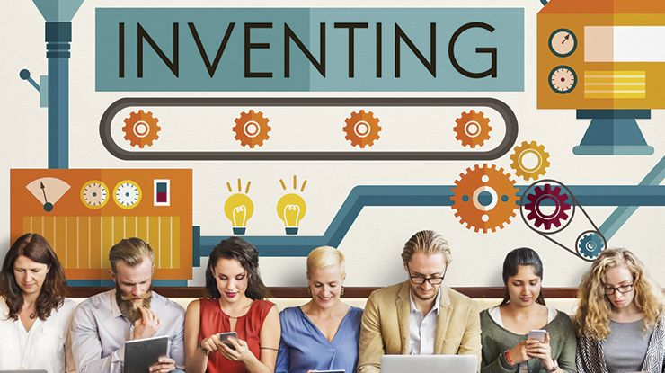 Inventing the Future is a Team Game