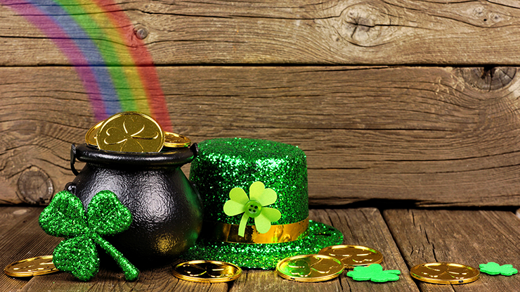 Don't rely on shamrocks, rainbows, and lucky charms: How to select the best enterprise architecture