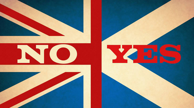 What can the Scottish Referendum teach us about Enterprise Architecture?