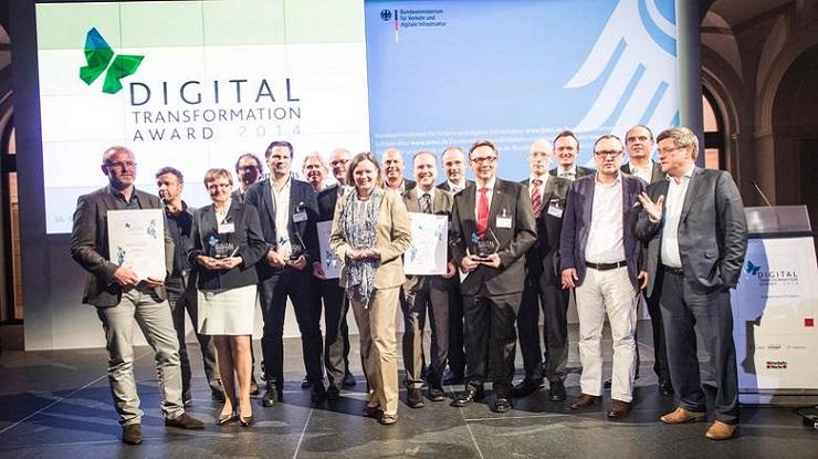 Digital Transformation Awards Presented in Berlin