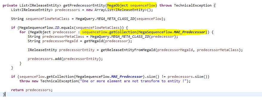 Not working java code