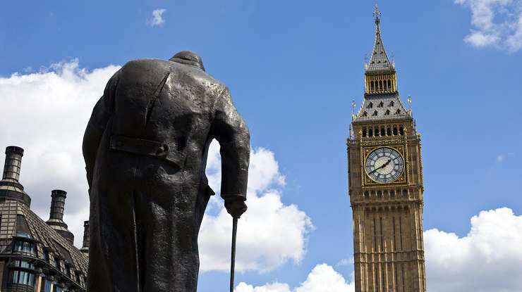 Winston Churchill – An Analysis of Digital Disruption?