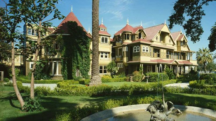 Architecture d'entreprise Winchester Mystery House