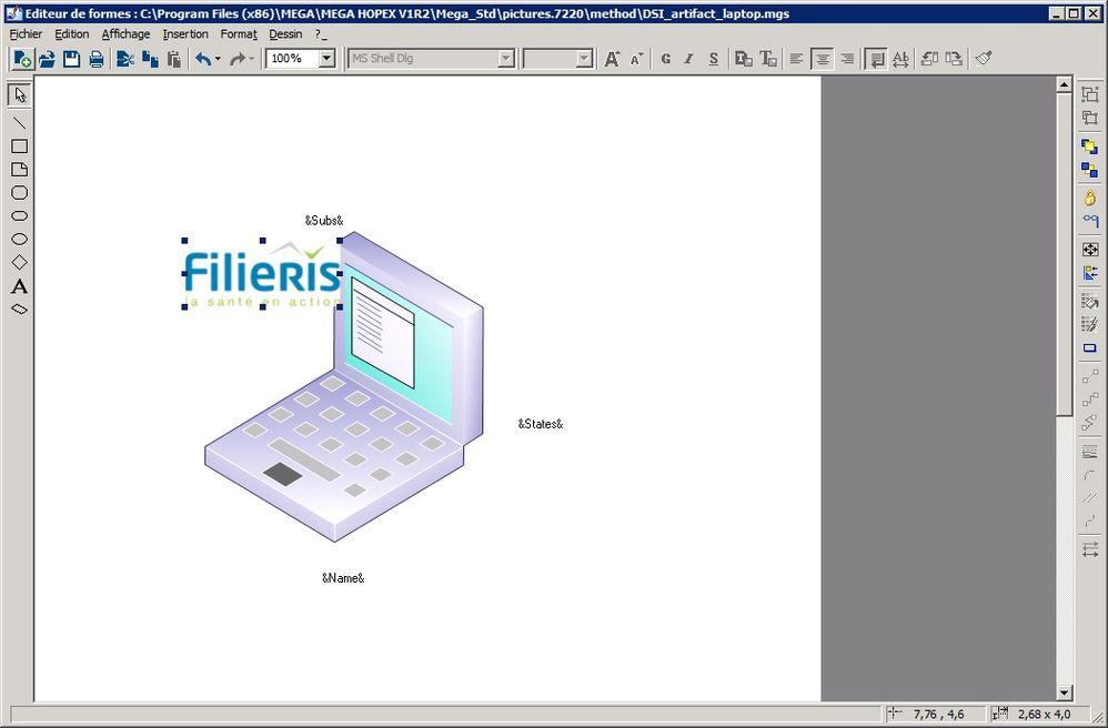 Shape Editor when importing image.jpg