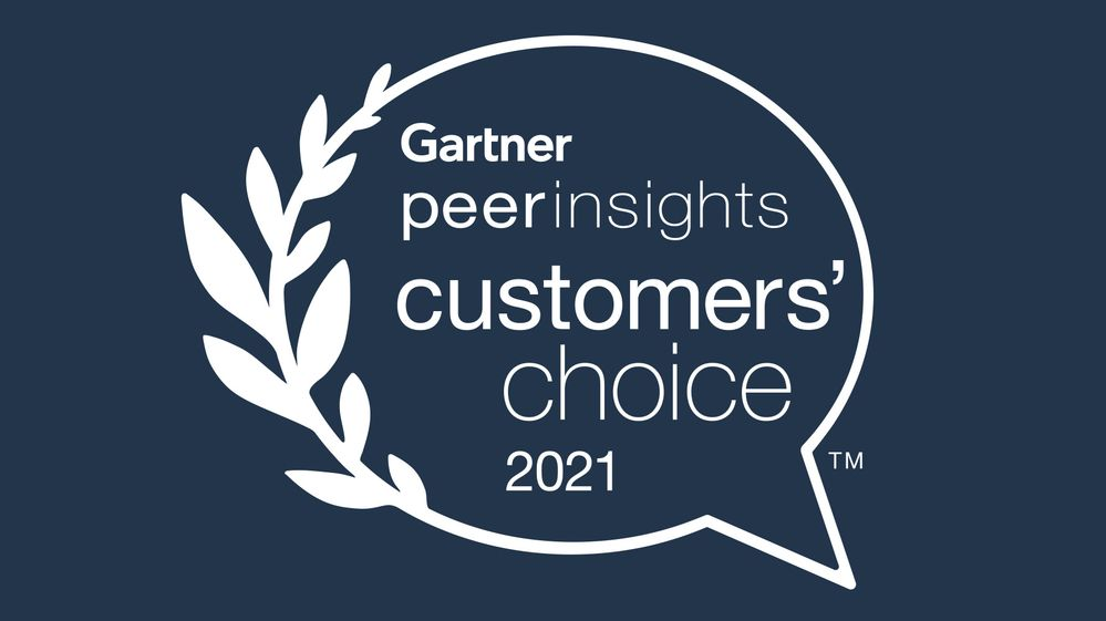 MEGA named a 2021 Gartner Peer Insights Customers' Choice with the Highest Overall Rating.jpg