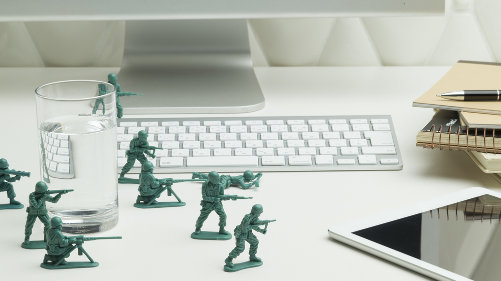 Rationalize your IT landscape like an Army General