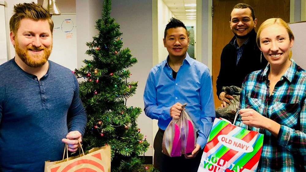 Making the holidays merry for some local families